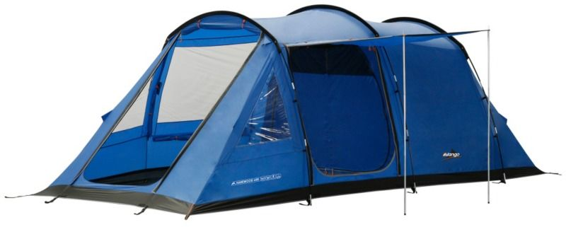 The Vango Harewood 600 6 Man Tent is a traditional stand up height tunnel design with  sc 1 st  Pinterest & The Vango Harewood 600 6 Man Tent is a traditional stand up height ...