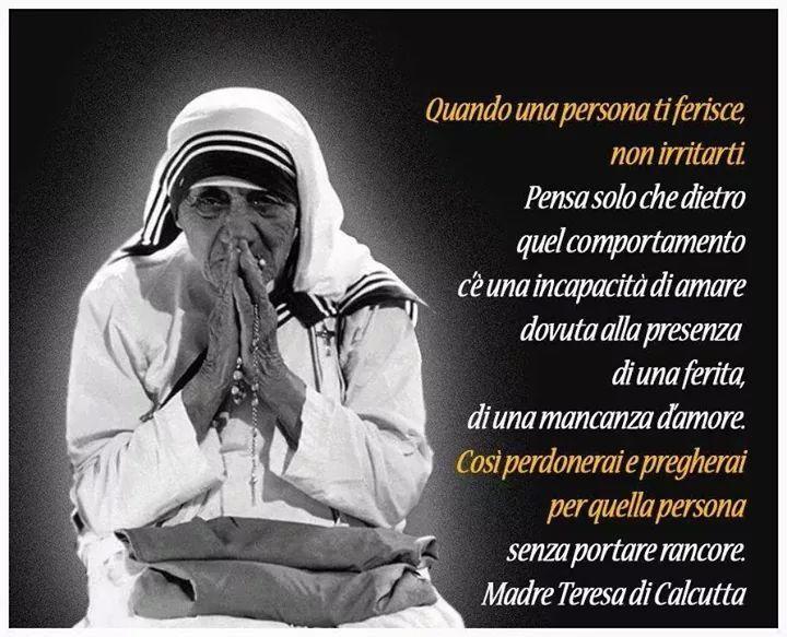 Risultati immagini per Osho e Madre Teresa