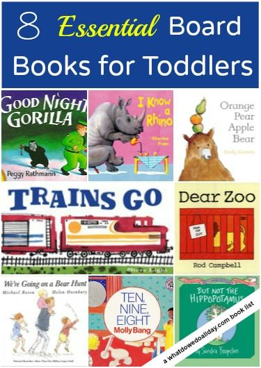 Connecting Family And Seoul 8 Essential Board Books For Toddlers Your Home Library