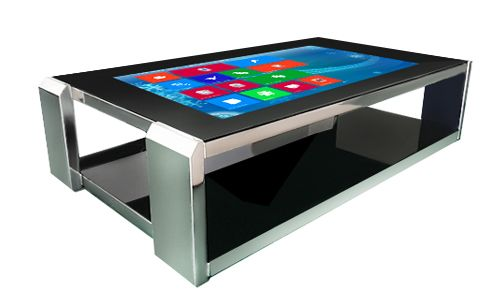Interactive Multitouch Coffee Tables Technology Pinterest - Multitouch coffee table