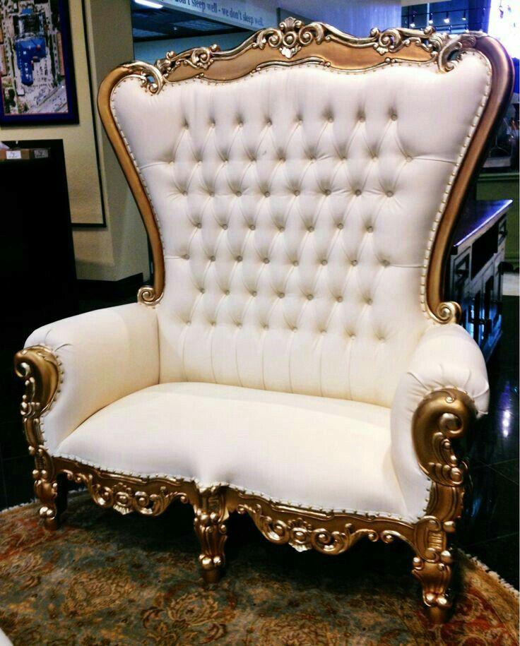 Decoraciones sillas y sillones pinterest muebles muebles antiguos y muebles barrocos - Sillas y sillones clasicos ...