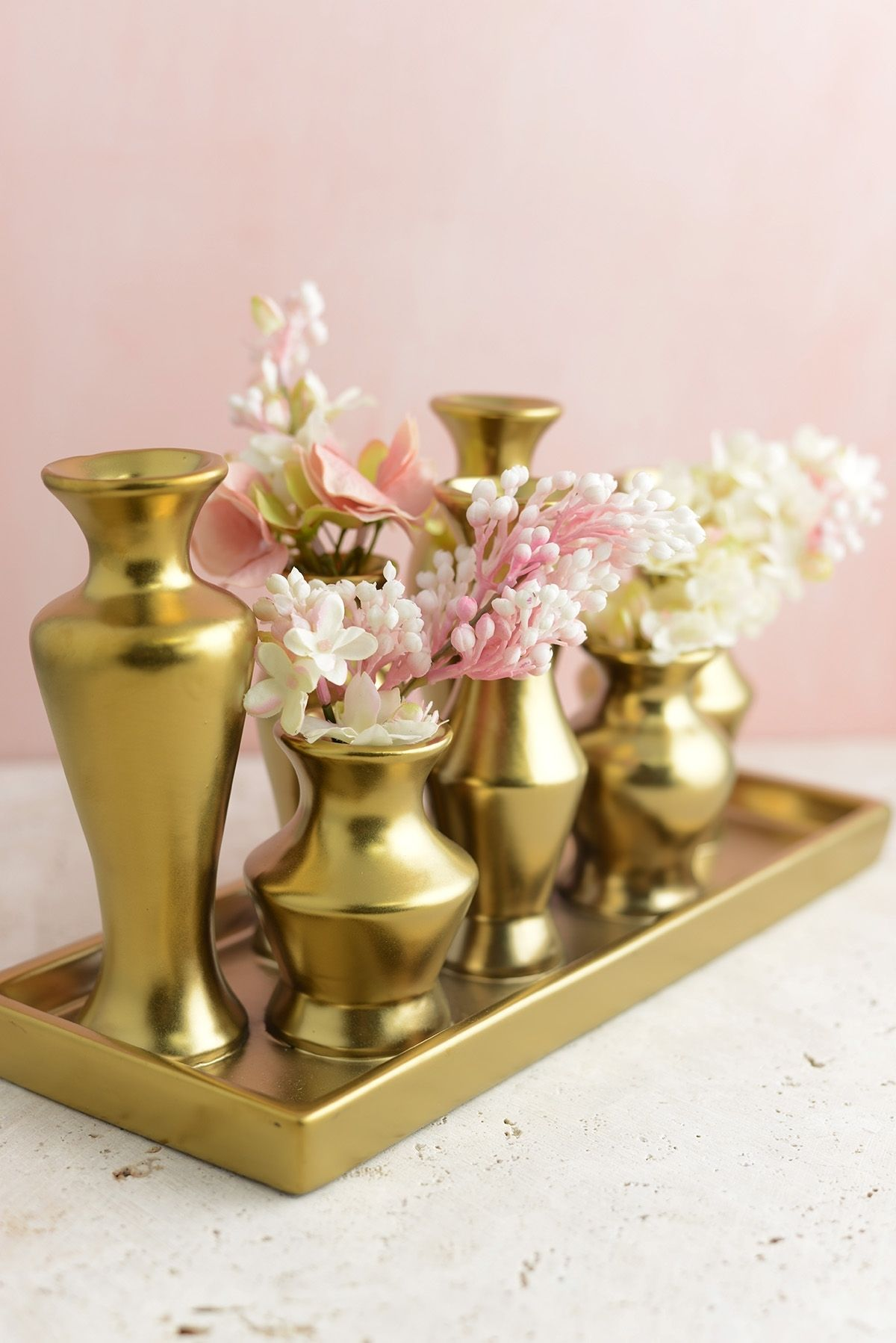 2 beautiful gold vases bulk home idea gold flower vases bulk vase pinterest reviewsmspy
