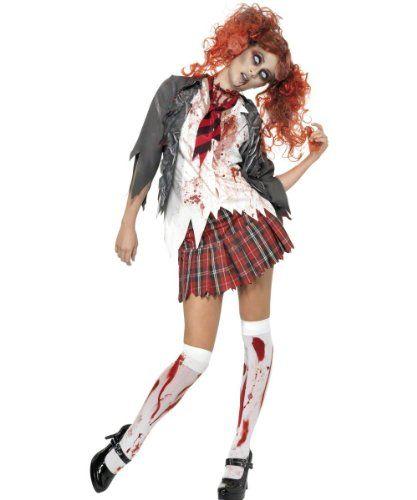 Zombie Bride Costumes for Girls WebNuggetz #halloween - halloween girl costume ideas