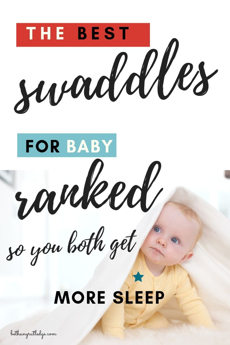 quality design d1f73 d3272 The Best Swaddle for Newborns l 2019 | Baby stuff | Baby ...