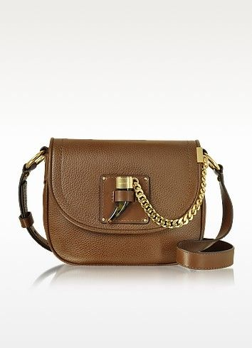 566cb392afdd Michael Kors James Medium Leather Saddlebag | | CLOTHES I LOVE ...