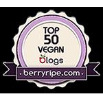 Top 50 Vegan Blogs of 2013 | Best Vegan Websites | BerryRipe