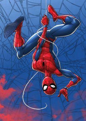 Marvel paintings