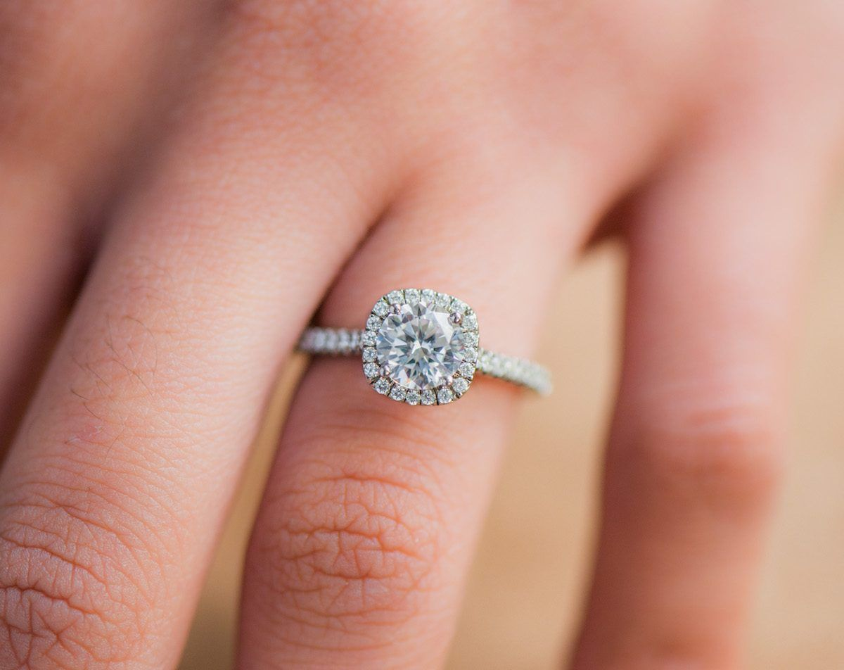 How to Buy a Diamond Online | Diamond and Engagement
