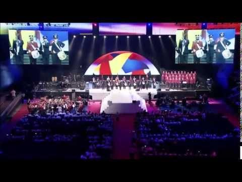 International Staff Band & Staff Songster ( joyful Army ) Boundless 2015 - YouTube