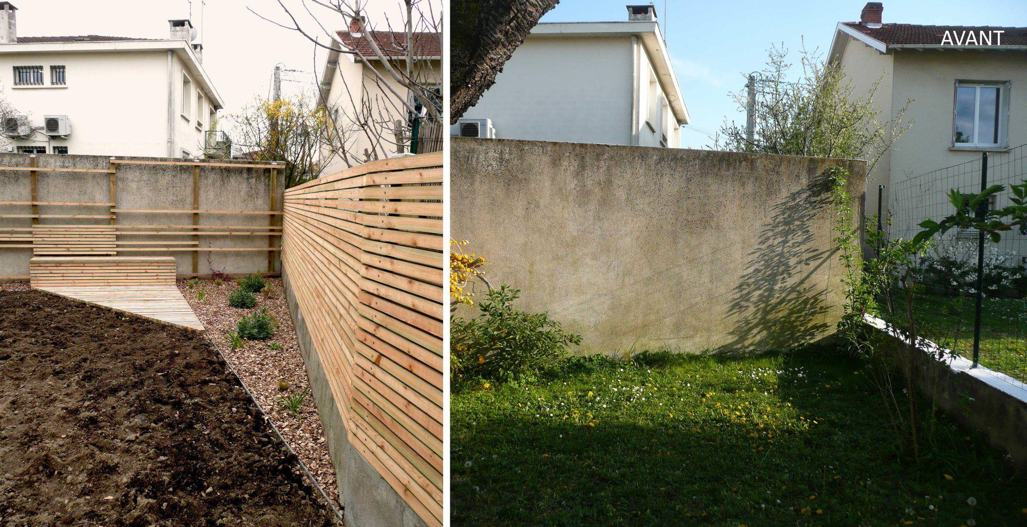 Brise Vue A Faire Soi Meme aménagements bois | cloture bois, jardins avant, terrasse