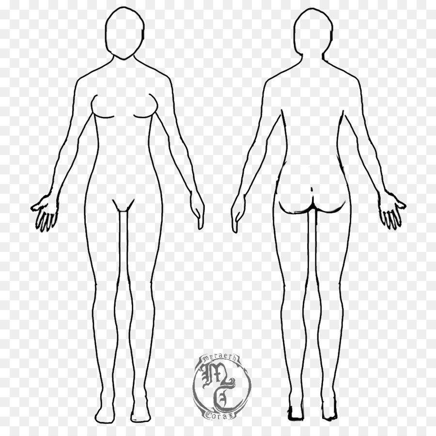 Astounding Female Body Diagrams Female Body Diagrams Female Body Shape Human Wiring Digital Resources Skatpmognl