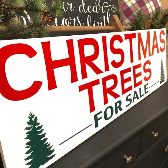 Christmas Trees For Sale Joanna Gaines Fixer Upper Inspired