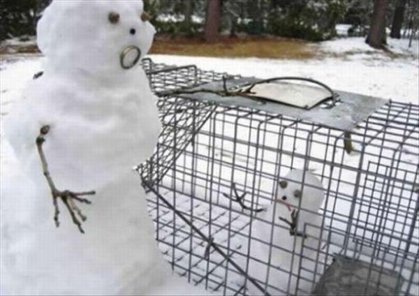 .·:*Let it Snow*:· O.O