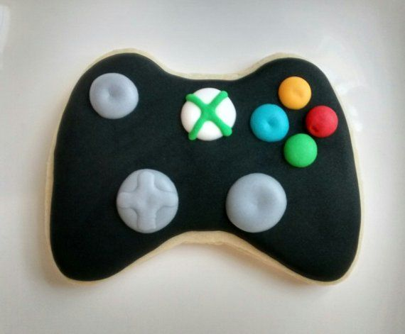 PlayStation 4 Controller Cookie//Icing Cutter