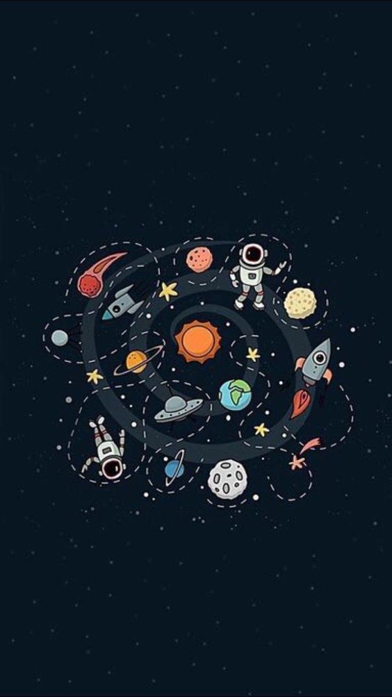35 Stunning Iphone Wallpaper Backgrounds For 2019 Page 33 Of 35 Soopush Wallpaper Space Planets Wallpaper Galaxy Wallpaper
