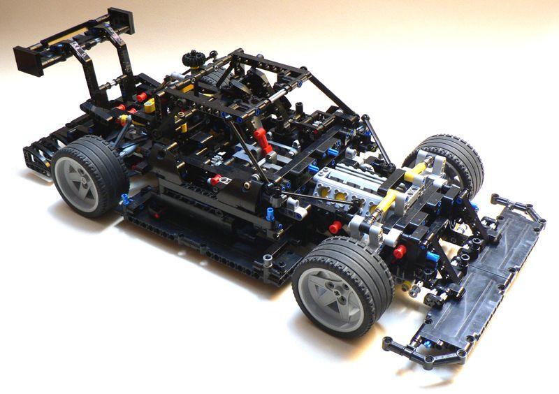 Lego Audi Rs5 Dtm Minus Bodywork By Lipko Legos Pinterest