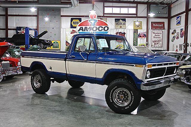 1977 Ford F250 Ranger For Sale Fenton Missouri Ford Trucks Ford Pickup Trucks Trucks
