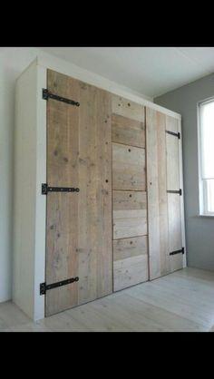 Wardrobe DIY Door