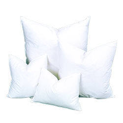 R Tex Down Feather Pillow Inserts 25 75 Feather Pillows Pillows