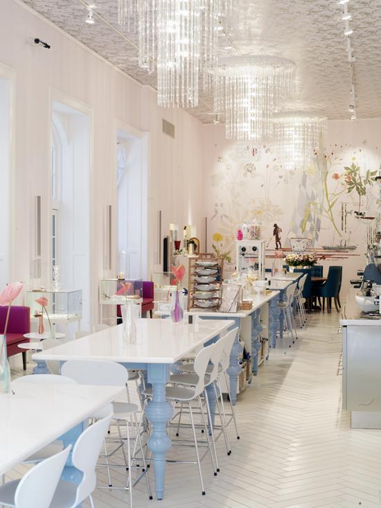Copenhagen: Royal Cafe