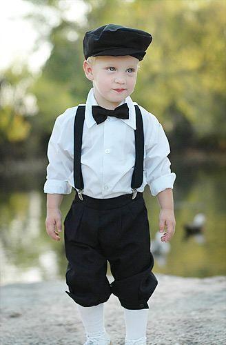 clothing vintage boy
