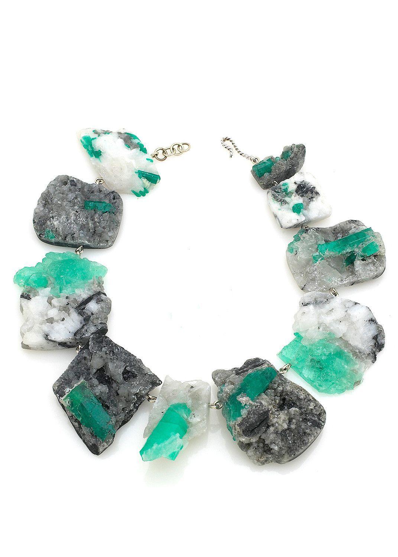 """Emerald City"" Necklace"