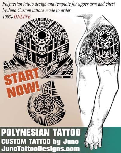 Polynesain Tattoo Juno Tattoo Designs  Tattoo