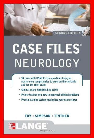 Case Files Neurology Pdf
