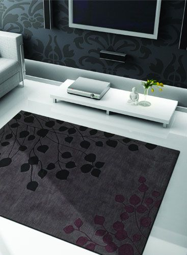 New Arrival Spring '12 - Array Rug | gray with hint of purple