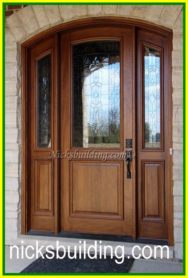 108 Reference Of Wooden Door Round Front Door In 2020 Arched Front Door Custom Front Doors Exterior Doors