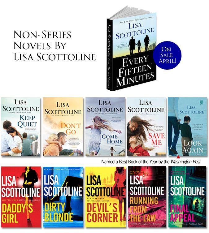 Lisa Scottoline's Books