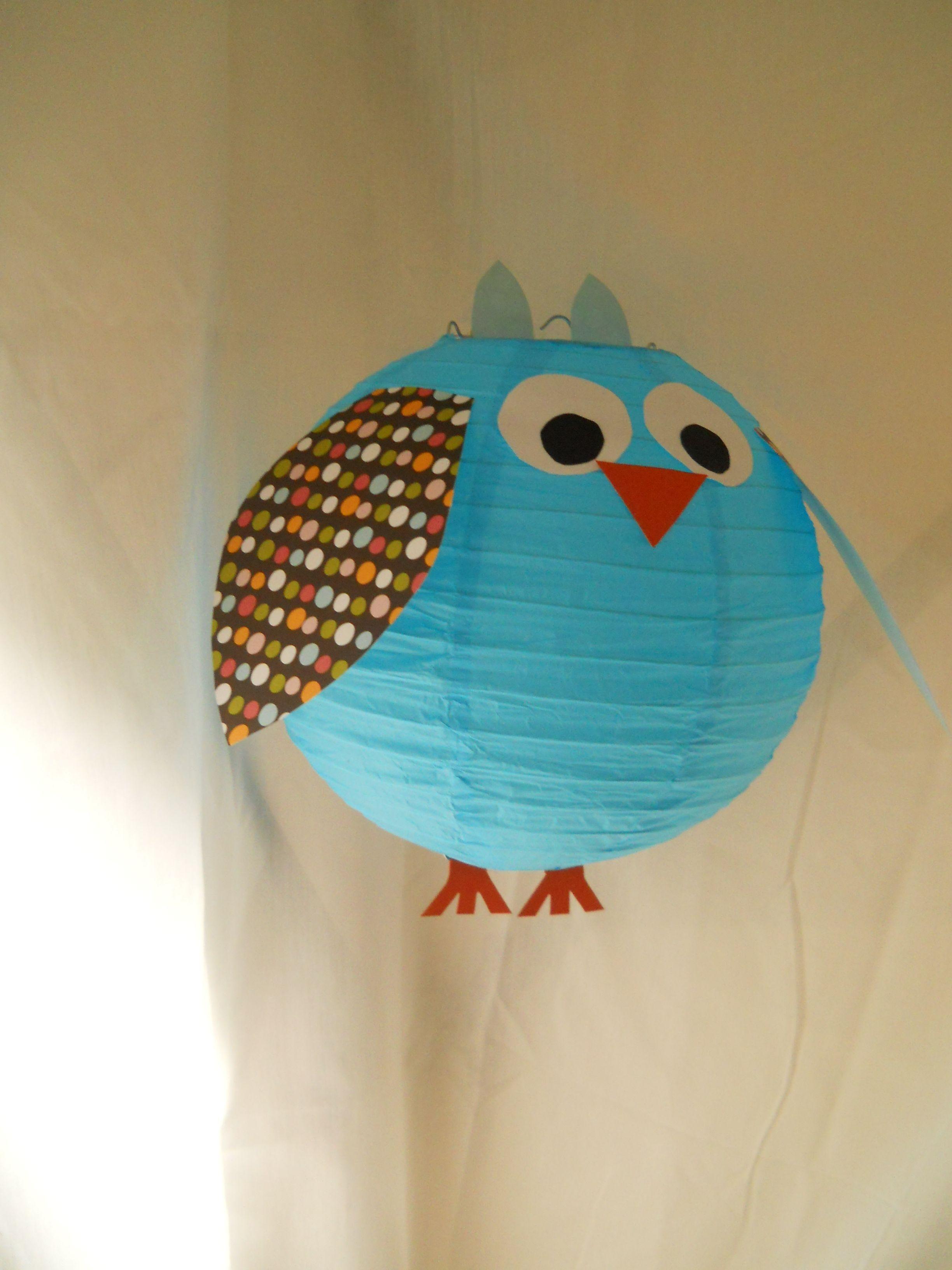 Paper Lanterns Diy Lantern Owl