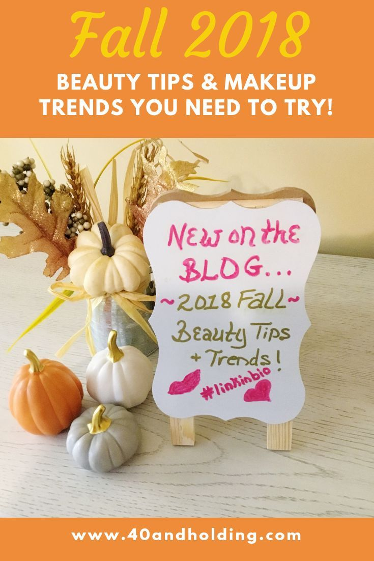 My Top Fall Beauty Tips & Fall Makeup Trends! | Shop the ...