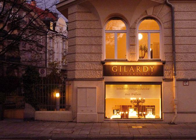 Stores GILARDY Fine Jewellery - München Bogenhausen