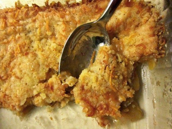 Apple Cheddar Crunch