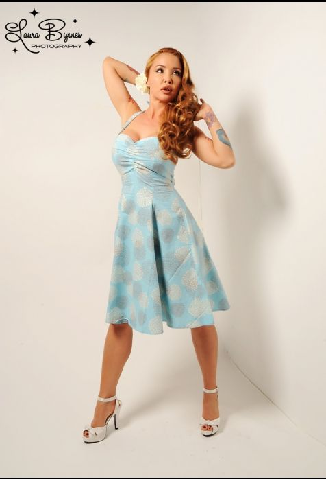 This Absolutely Adorable Retro Dress From Heartbreaker