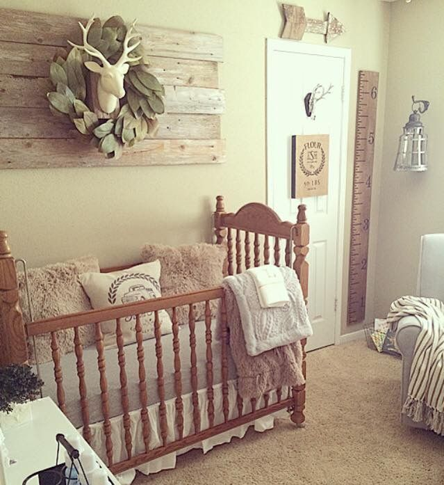 20 Extremely Lovely Neutral Nursery Room Decor Ideas That: Pin By Jan P. On At Home With White