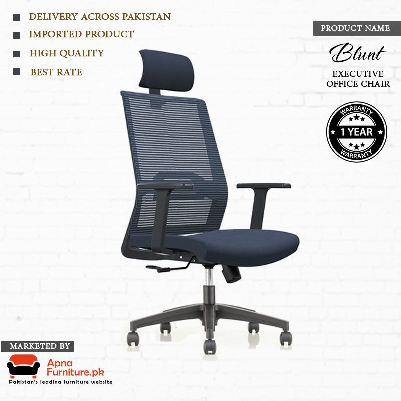 Buy Blunt Executive Office Chair In Pakistan Contact The Seller