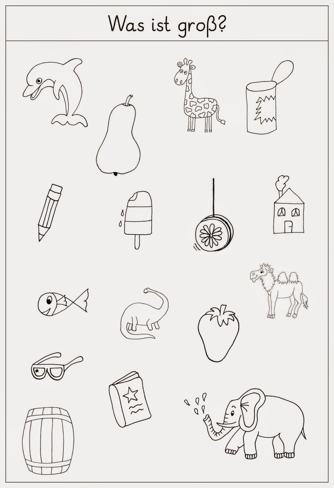 Fragen Zu Bildersammlungen 4 Ab 1 Jpg 1095 1600 Arbeitsblatt Fur Kinder Im Vorschulalter Arbeitsblatter Arbeitsblatter Kindergarten
