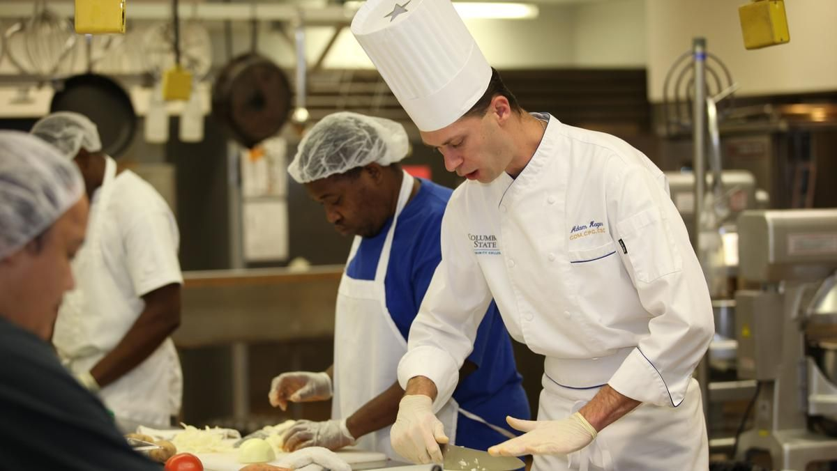 Columbus state hospitality and culinary arts school finds