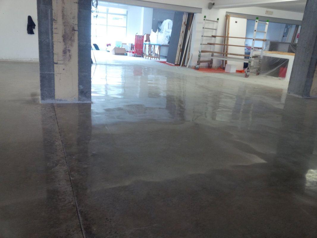 Pavimenti In Cemento Industriale : Lucidatura e levigatura pavimenti in cemento industriale