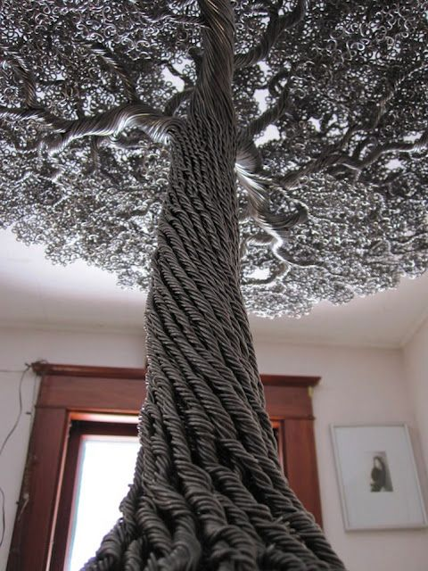 Kevin Iris Tree Sculptire