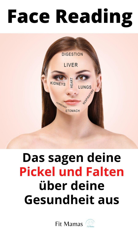 Gesicht lesen: So erkennst du Krankheiten in deinem