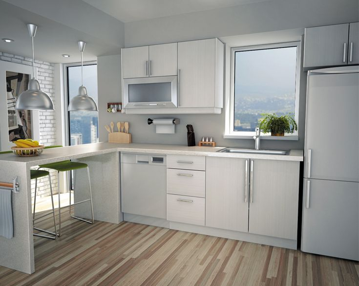 Silhouette Collection  Cutler Kitchen & Bath  A New Room Awaits Glamorous Lowes White Kitchen Cabinets 2018