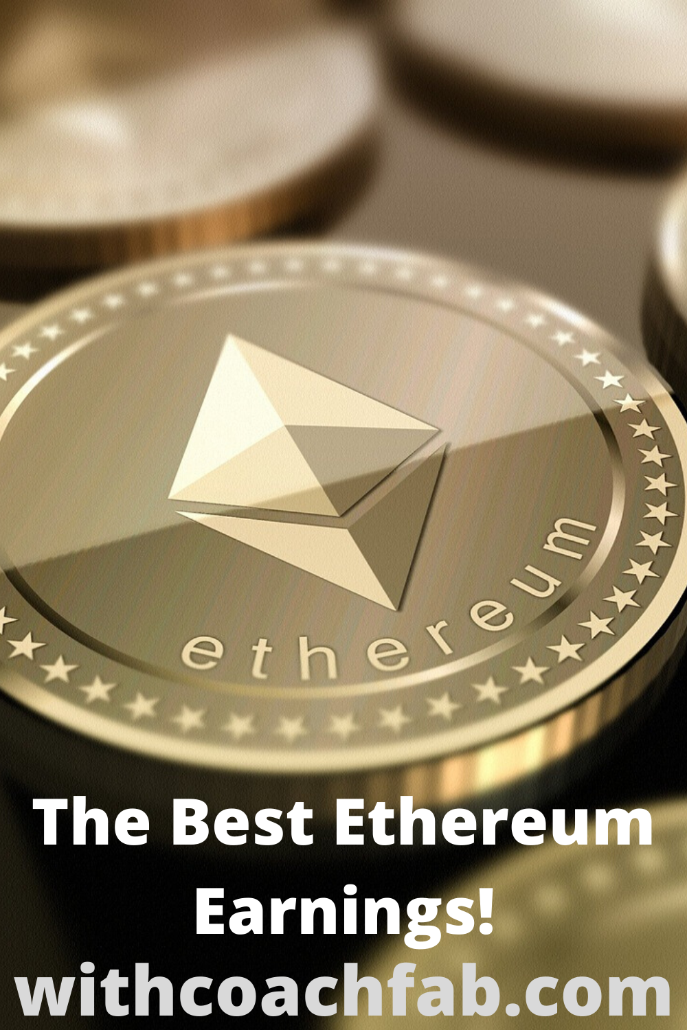 The best training for earning great volume of Ethereum!