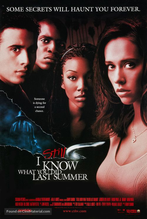 I Still Know What You Did Last Summer movie poster