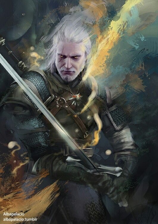 Pin By Cody Gary On Geralt Of Rivia The Witcher Geralt