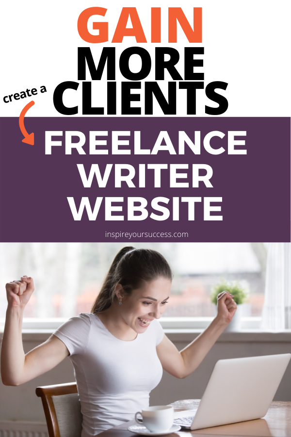 Freelance Writer Website How To Become An Expert Attract Clients Freelance Writer Website Online Writing Jobs Freelance Writing Inspiration