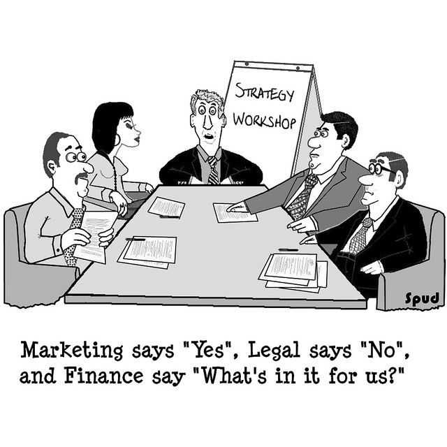 Finance Cartoons: Pin By Bill Thomas On To Market To Market