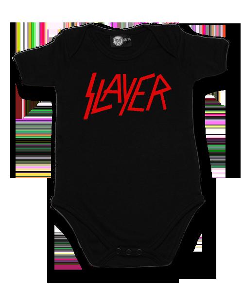 SKIDROW BABY ONE PIECE CREEPER HEAVY  METAL ROCK T-SHIRT NEW